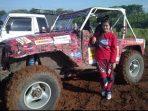 Natasya Devianti Offroad Bojonegoro