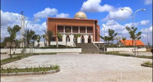 Peresmian Masjid Al Birru Pertiwi