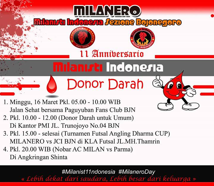 Milanero Day