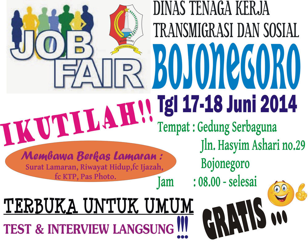 Job-Fair-2014-Bojonegoro