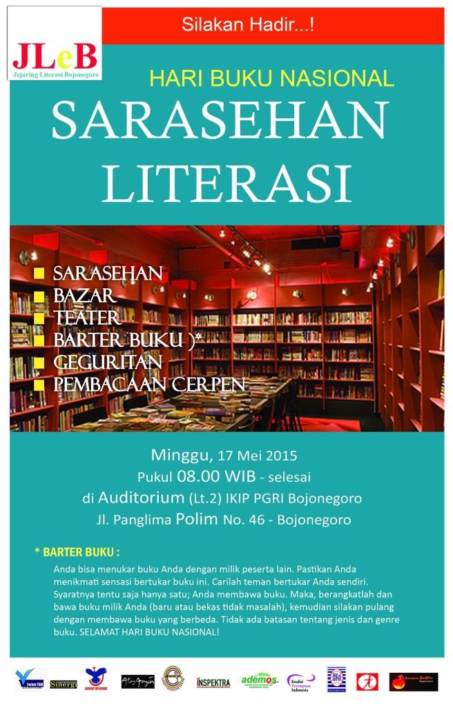 Ayo Tukar Buku di Hari Buku Nasional