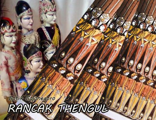 Batik jonegoroan rancak-thengul-bojonegoro