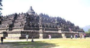 Tenarnya Candi Borobudur