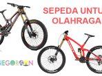 Sepeda Untuk Olahraga