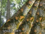 Batik Jonegoroan sekar-jati-bojonegoro